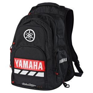 Yamaha RS1 Backpack by Troy Lee Designs - Black